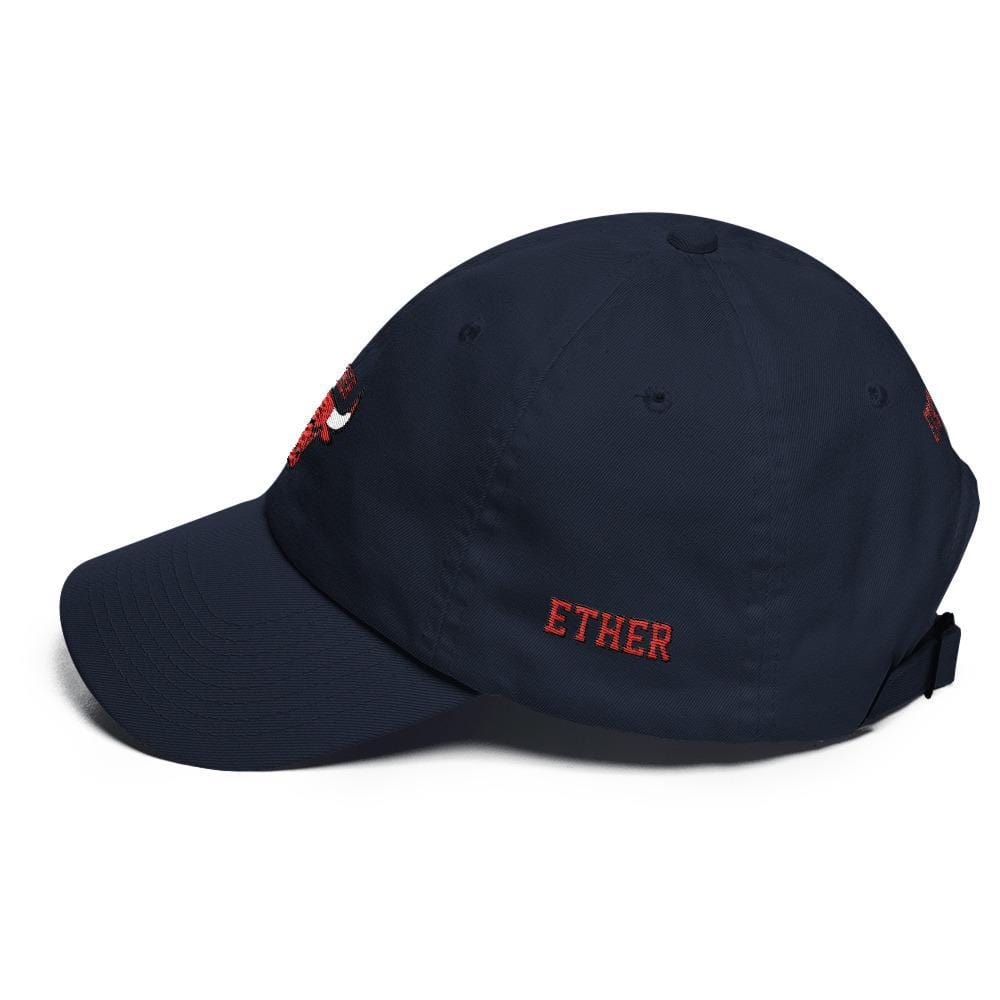 Ether Bulls Dad Hat-CryptoClothe