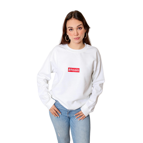 Bitcoin Subreme Sweater