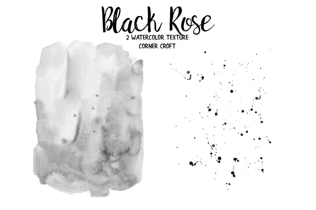 watercolor texture, hand painted black roses, black rose, rose clipart, leaves, black shoe, wedding invitation