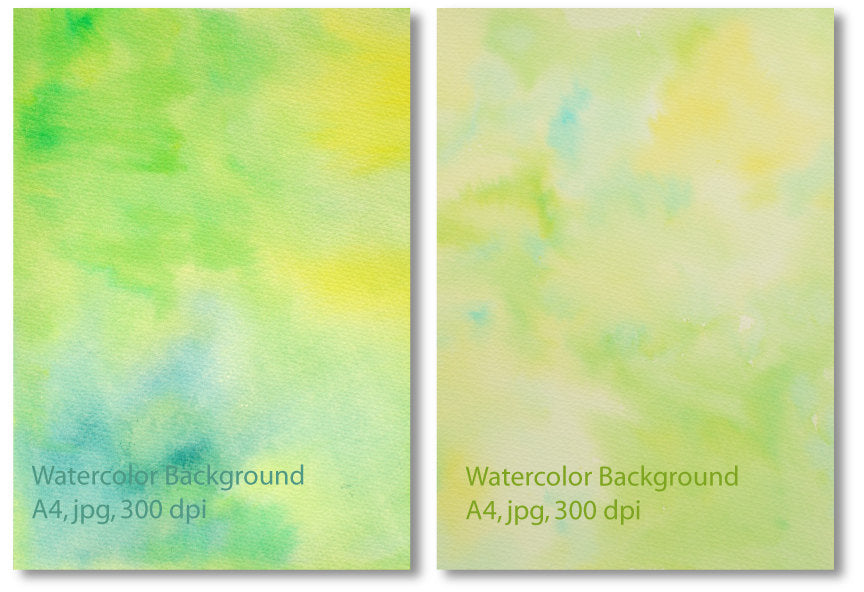 corner croft watercolor texture, instant download