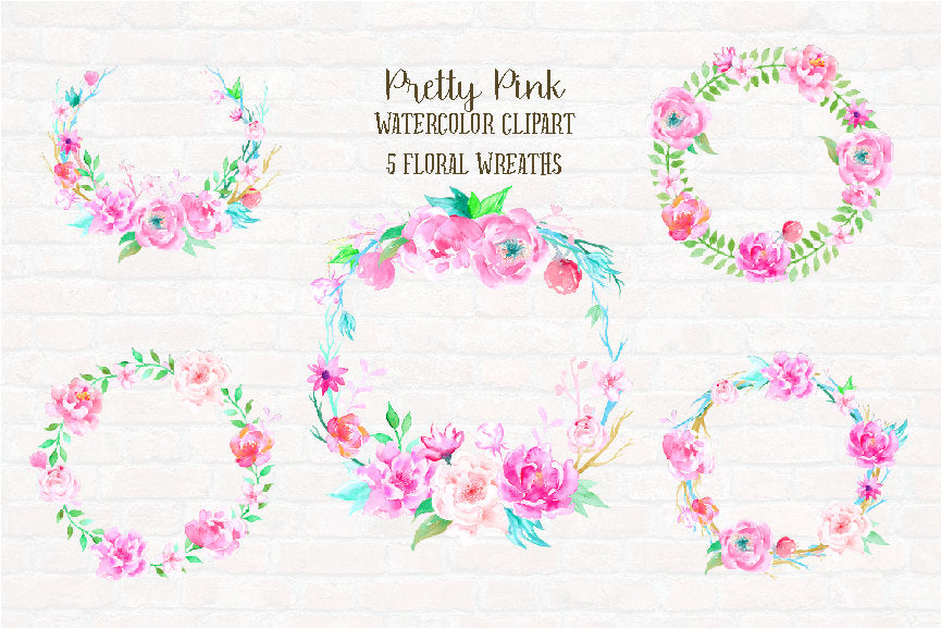 watercolor pink floral flowers, wedding peony, peony illustration, wedding invitation