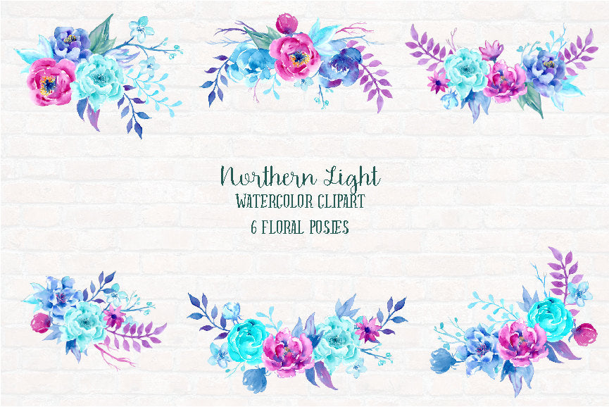 watercolour floral compositions, pink flower, wedding peony clip art