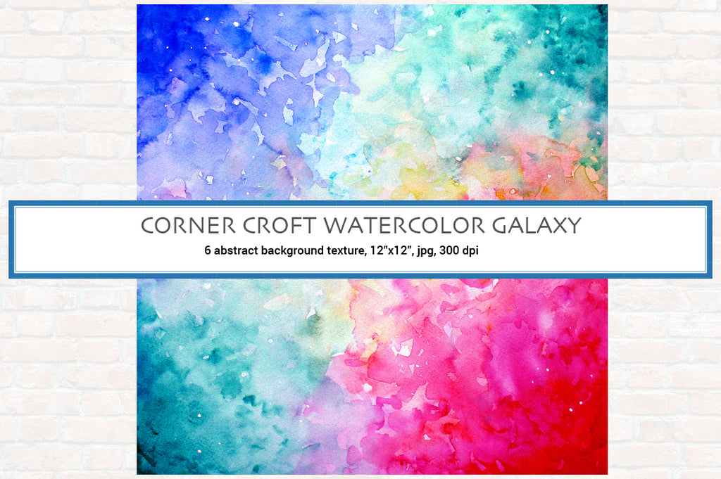 watercolor texture, watercolor abstract landscape paintings, galaxy