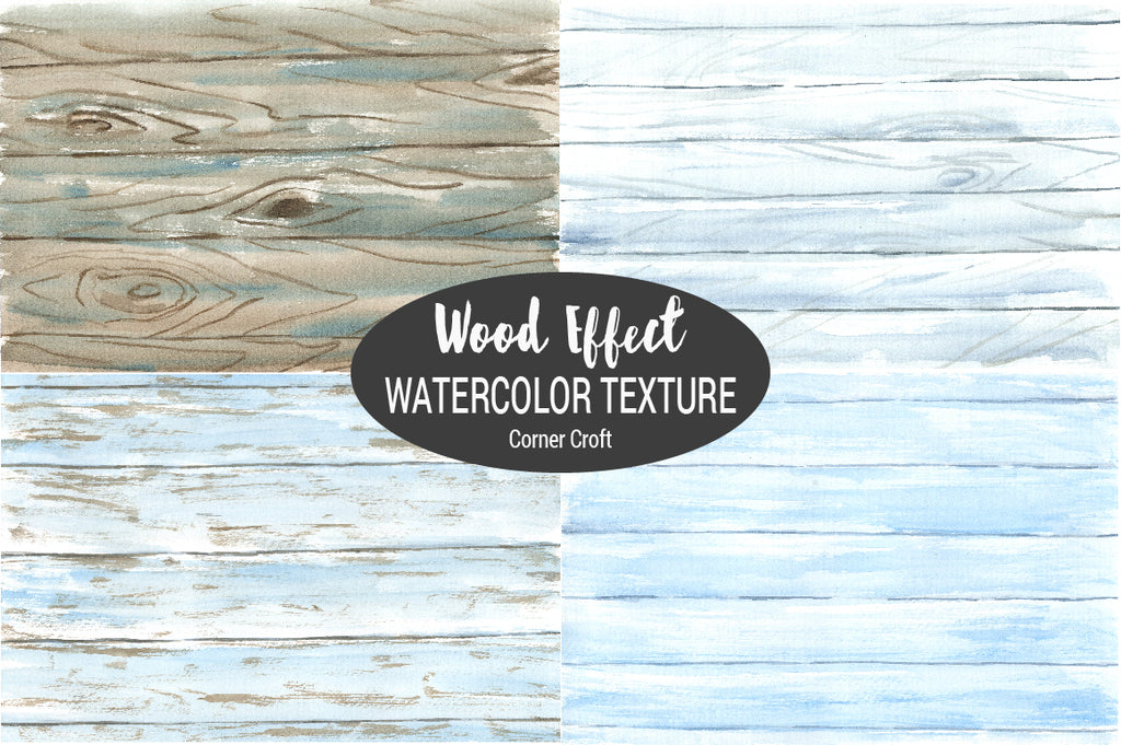 watercolor wood texture dray washed effect, watercolour wood background, digital paper.