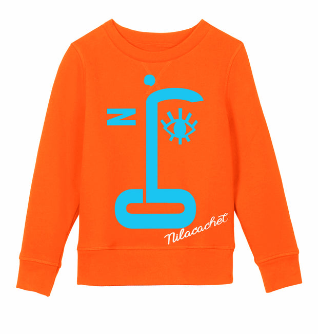 One Eye Jack Children's Sweatshirt