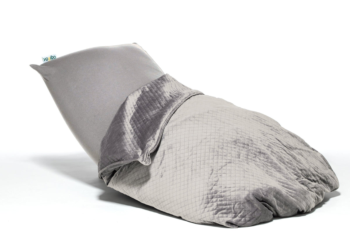 BlanQuil Premium Weighted Blanket & Yogibo