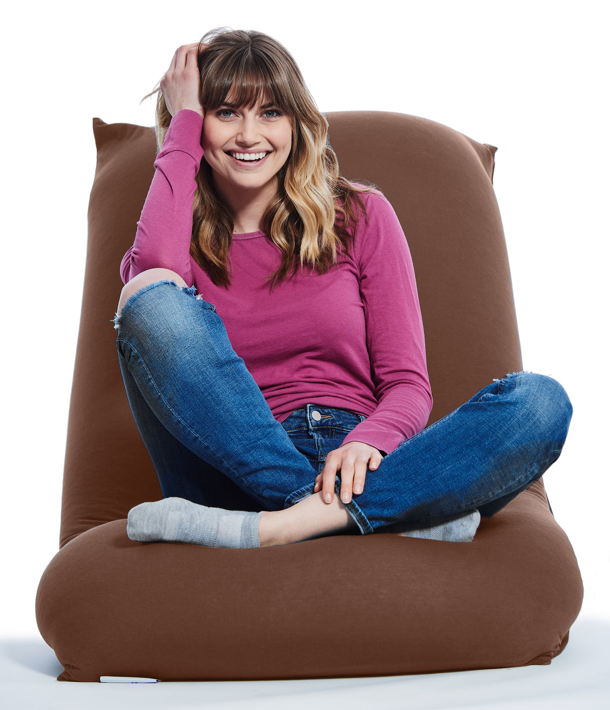 Yogibo Short Bean Bag Chair