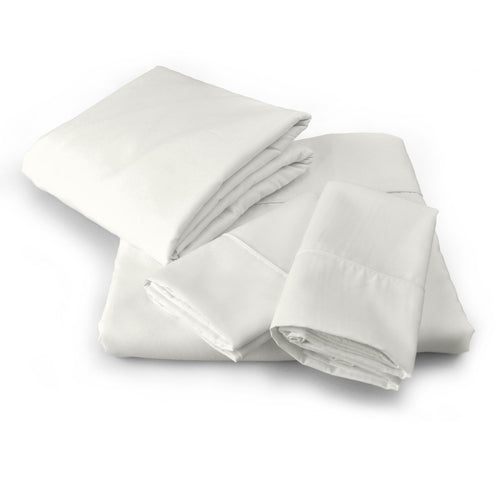 BlanQuil Layers Royal Cotton Bed Sheet Set