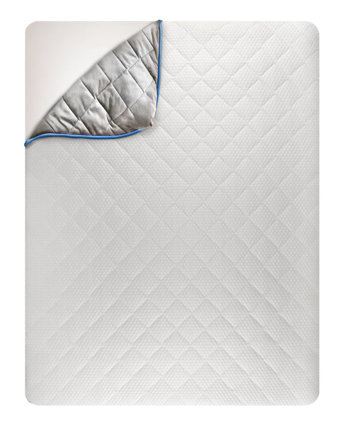 BlanQuil x Four Seasons Cooling Hybrid Mattress w/FREE Chill Blanket