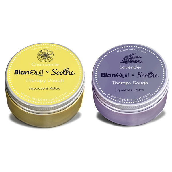 BlanQuil x Soothe Therapy Dough - 2 Pack Special - BlanQuil