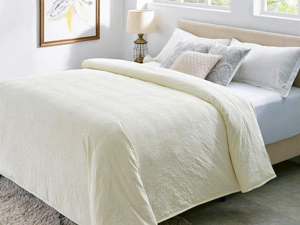 BlanQuil Royale Weighted Comforter - ChrisLovesJulia