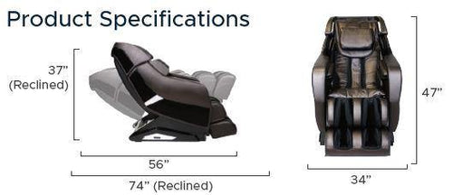 BlanQuil x Infinity Celebrity Massage Chair - BlanQuil