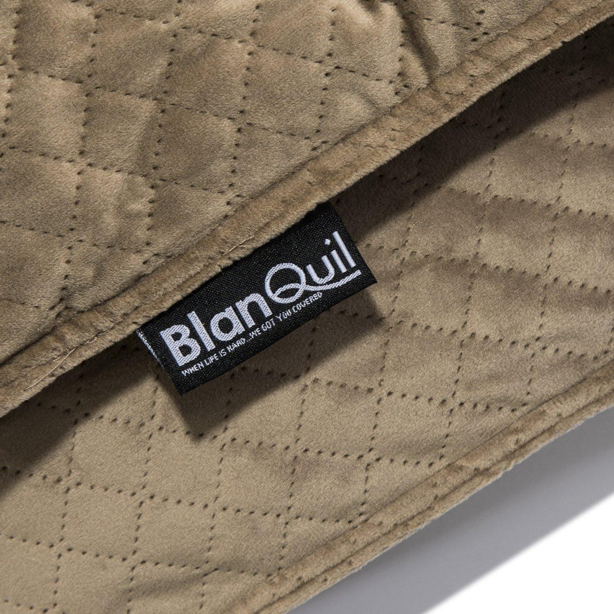 BlanQuil Premium Cover -Taupe