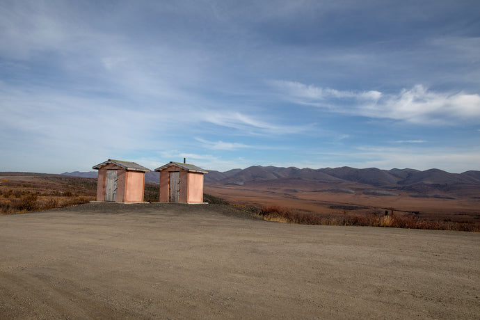 Outhouses North West Territories