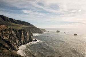 Road to Big Sur