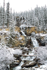 Tangle Creek Falls, Jasper