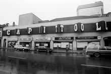 Capitol Theatre Winnipeg 1990