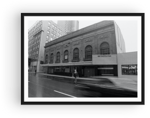 The Met - Downtown Winnipeg 1990