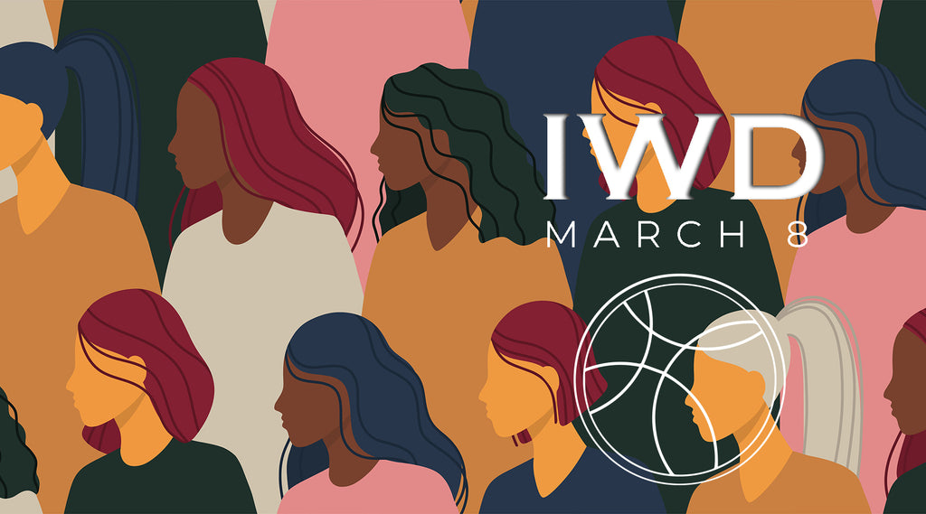 Mistura Beauty banner image. International Women's Day, March 8th. 20% Off all makeup products