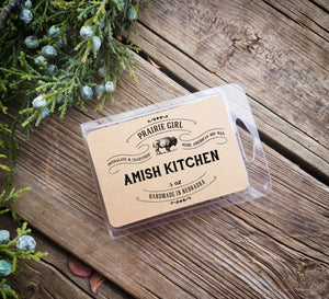 Amish Kitchen Melt - Prairie Girl Candle Co