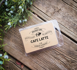 Café Latte melt - Prairie Girl Candle Co