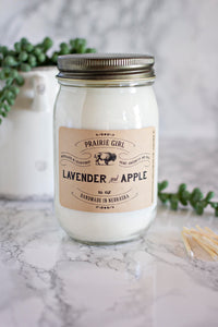 Lavender & Apple
