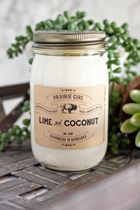 Lime & Coconut