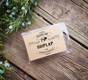 Shiplap Melt - Prairie Girl Candle Co