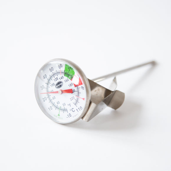 PROFESSIONAL DAIRY THERMOMETER- WITH PAN CLIP