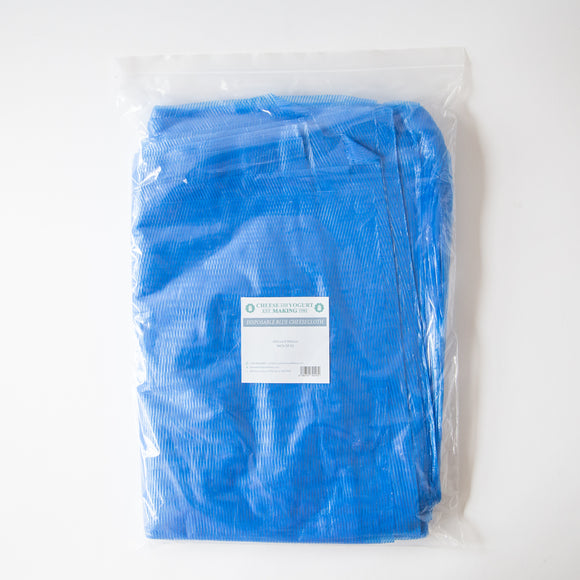 DISPOSABLE BLUE CHEESECLOTH 60 X 90CM (24