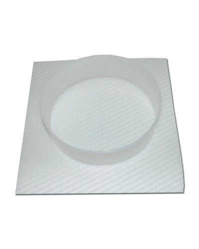 CHEESE MAKING MOLD- WIDE OPEN MOLD WITH MAT- IDEAL FOR BRIE