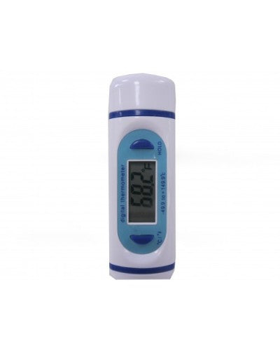 DIGITAL THERMOMETER FOR CHEESEMAKING WITH ºC AND ºF.