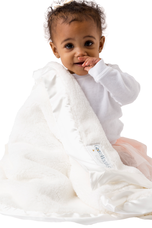 GooseWaddle Blankies...Helping Your Baby Transition from Familiar to Unfamiliar with Ease.