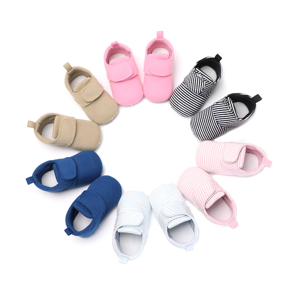 Unisex Soft Slippers For Newborns to 18 months