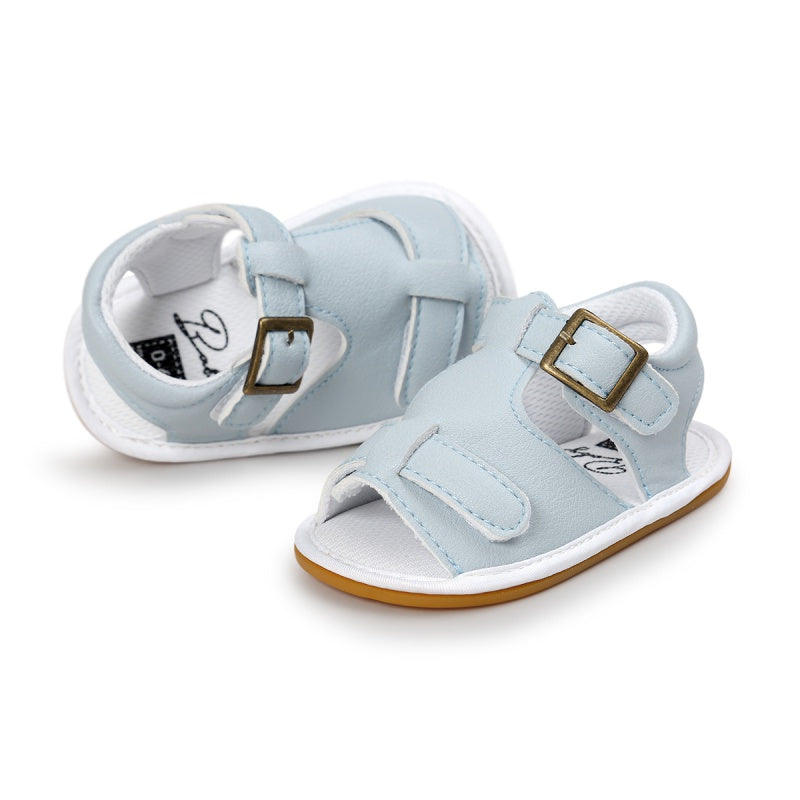 Leather Sailing Sandals - 0-18M