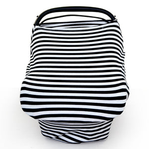 Baby Car Seat Cover Canopy & Nursing Cover