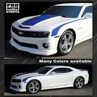 2010 2011 2012 2013 2014 2015 Chevrolet Camaro hood  side  trunk  door Decals Stripes 152588449599-1