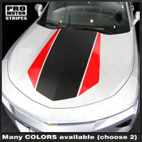 2016 2017 2018 Chevrolet Camaro hood  trunk Decals Stripes 102858353513-1