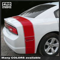 2011 2012 2013 2014 Dodge Charger side  trunk Decals Stripes 152627950488-1