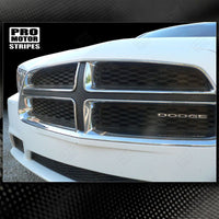 2011 2012 2013 2014 Dodge Charger bumper Decals Stripes 152588455667-1