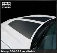2011 2012 2013 2014 Dodge Charger hood Decals Stripes 132229428696-1