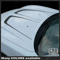 2011 2012 2013 2014 Dodge Charger hood Decals Stripes 132265692391-2