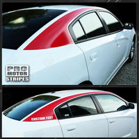 2011 2012 2013 2014 Dodge Charger side Decals Stripes 152588450859-1