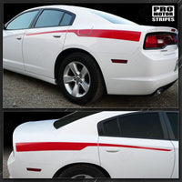 Dodge Charger 2011-2019 Side Rear Accent Stripes