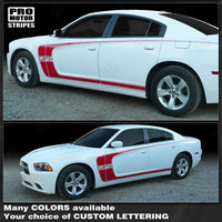 Dodge Charger 2011-2019 Side Scallop Accent C-Stripes