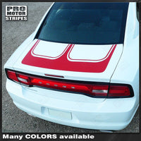 2011 2012 2013 2014 2015 2016 2017 2018 2019 Dodge Charger trunk Decals Stripes 122551589805-1