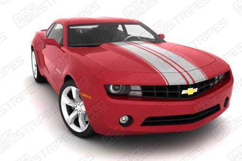 2010 2011 2012 2013 2014 2015 Chevrolet Camaro hood  trunk Decals Stripes 152588454013-1