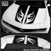 2010 2011 2012 2013 2014 2015 Chevrolet Camaro hood  side  trunk  door Decals Stripes 132229419834-2