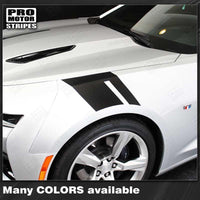 Chevrolet Camaro 2016-2019 Fender Hash Side Accent Stripes