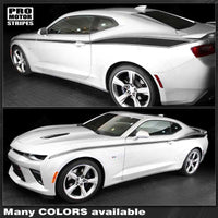Chevrolet Camaro 2016-2021 Javelin Style Side Stripes